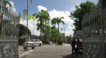 O cemitério de Santo Amaro, na Área Central do Recife, será o primeiro a receber os túmulos biosseguros entre as capitais do Brasil