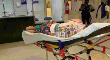Os feridos foram transferidos para o Hospital da Restauração, no Recife.