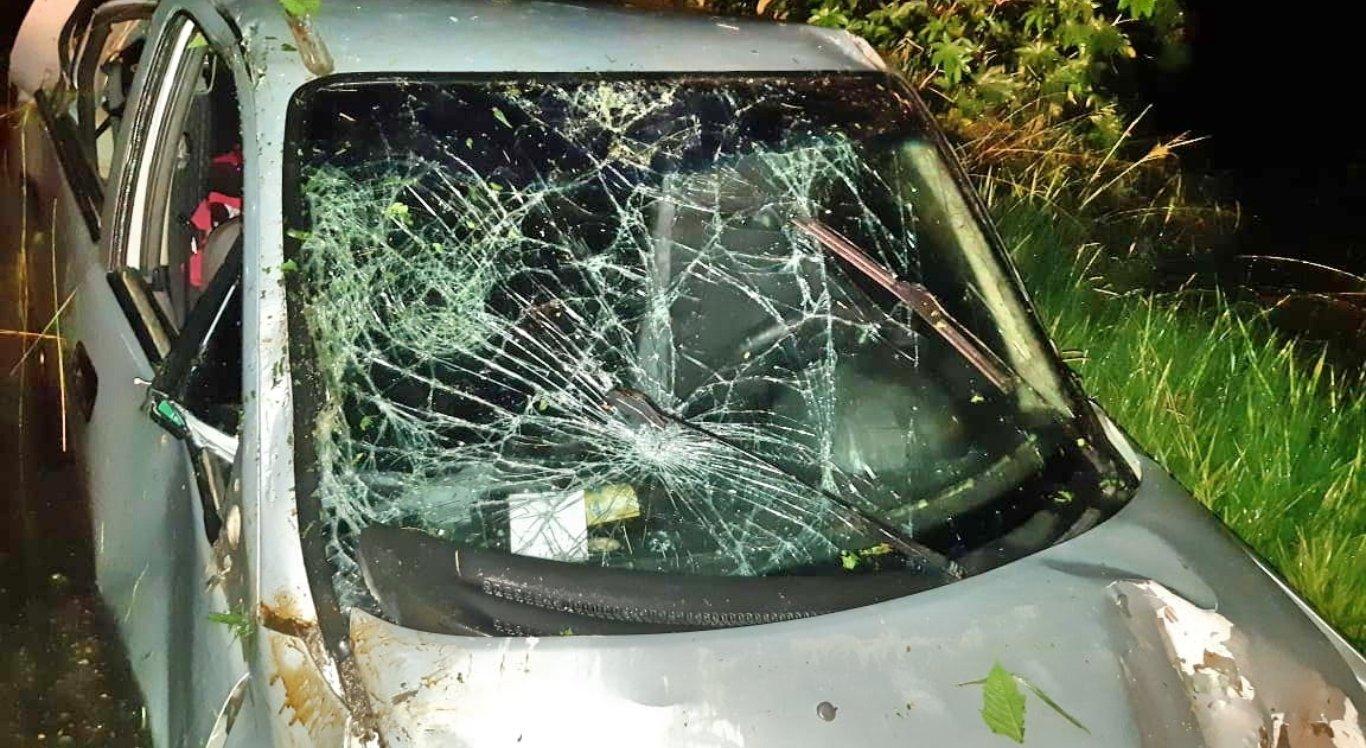 Acidente ocorreu em Garanhuns