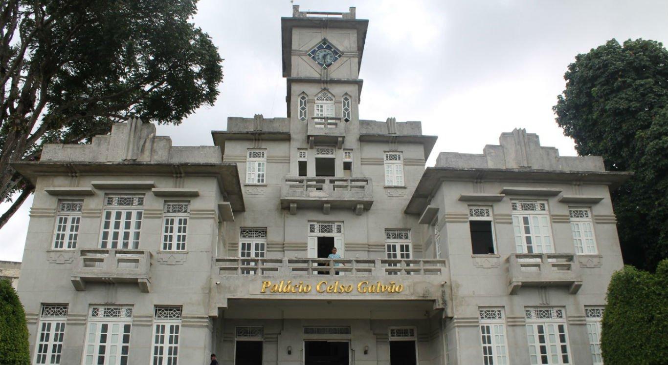 Palácio Celso Galvão, sede da Prefeitura de Garanhuns