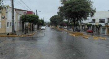 Sertão de Pernambuco registra chuvas fortes