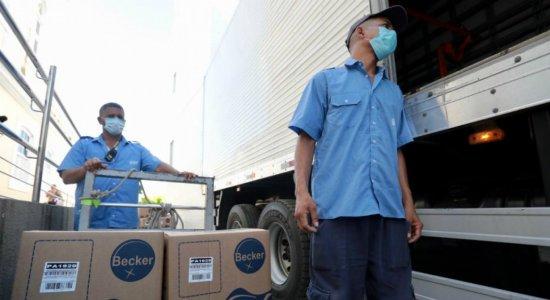 HCP recebe mais de 10 toneladas materiais doados através da campanha Atitude Cidadã