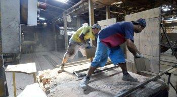 Construção foi um dos setores que mais fechou postos de trabalho