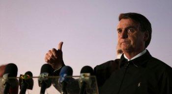 Presidente criticou operação na saída do Alvorada