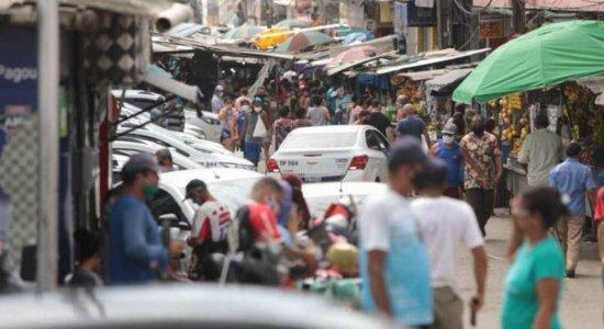 De acordo com o Governo de Pernambuco, é preciso seguir as medidas sanitárias