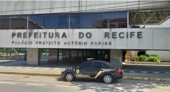 Ordem cronológica da operação da Polícia Federal que investiga irregularidades na compra dos respiradores pela Prefeitura do Recife