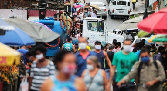 Pernambuco representa mais de 8% das mortes por coronavírus no Brasil, diz especialista em estatística