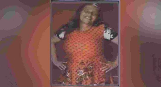 Família pede ajuda para encontrar dona de casa desaparecida em Condado