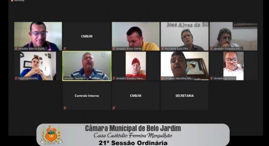 Requerimento pede afastamento do prefeito de Belo Jardim