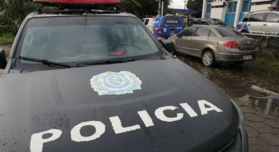 Homem é preso no Cabo de Santo Agostinho após tentar matar tio e avós