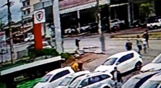 Policial foi morto a tiros em Surubim