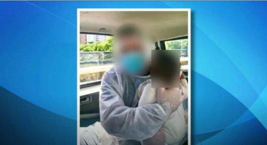 Bebê com suspeita de coronavírus sofria maus-tratos, denuncia Sindicato dos Oficiais de Justiça