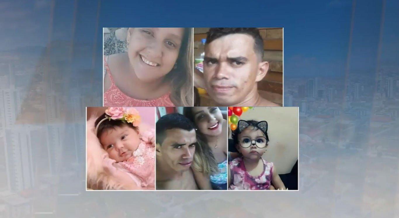 Família não resistiu e morreu após incêndio