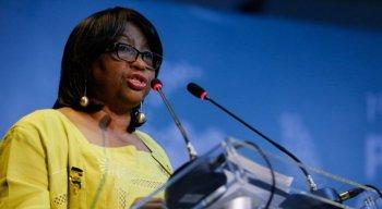 Diretora da Organização Pan-Americana da Saúde (Opas), Carissa Etienne