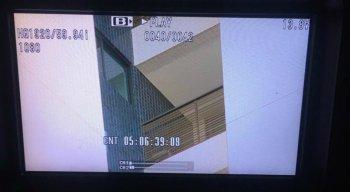 A criança caiu do 9º andar do prédio, de acordo com um dos peritos