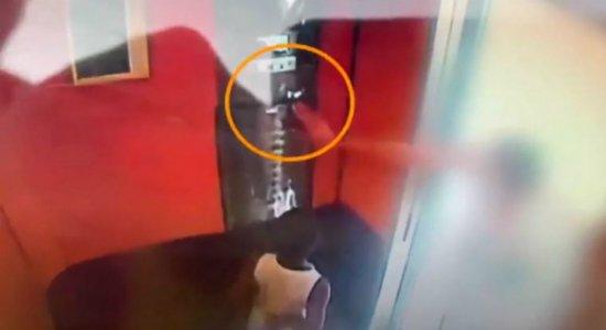 A criança caiu do 9º andar do prédio, de acordo com a perícia