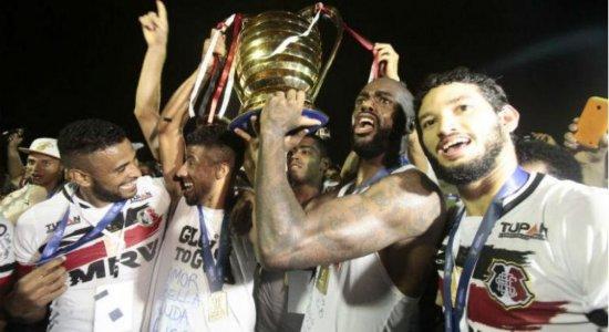 Relembre o título da Copa do Nordeste do Santa Cruz nas ondas da Rádio Jornal
