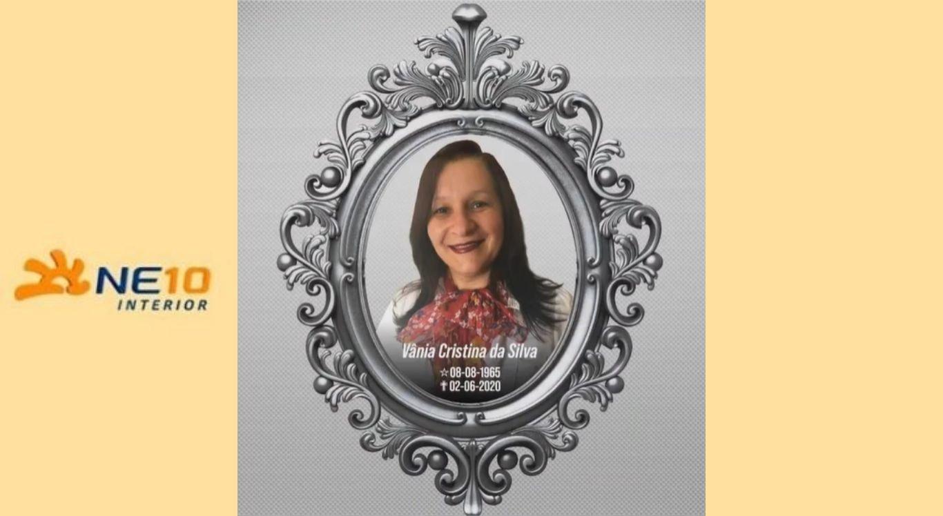 Vânia Cristina estava internada no Hospital Regional de Palmares e não resistiu