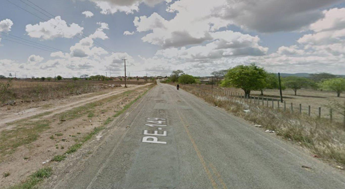 Assalto aconteceu na PE-149, em Altinho, no Agreste pernambucano