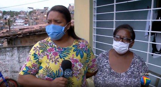 Mãe de Miguel concedeu entrevista para a TV Jornal