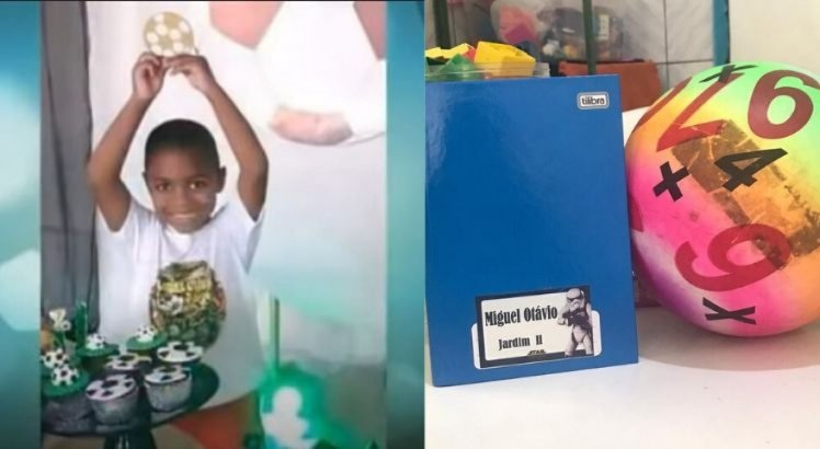 Lembranças de Miguel seguem viva para quem convivia com a criança