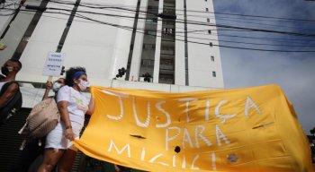Manifestações por justiça pela morte de Miguel seguem com apoio