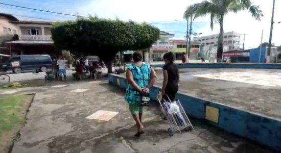 Moradores de Tamandaré se revoltam com morte de Miguel e por mãe constar como funcionária da prefeitura