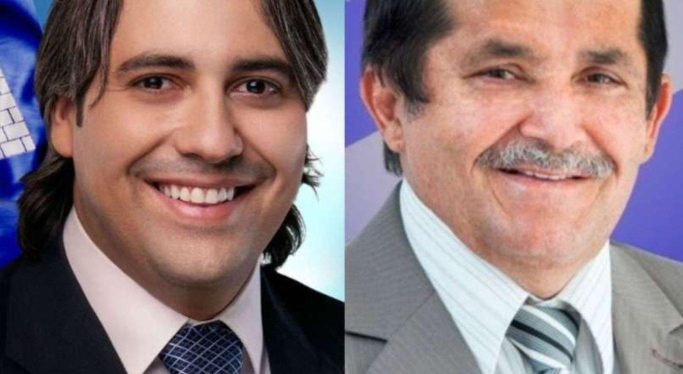 Thiago Nunes e Zito da Barra
