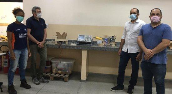 Pesquisadores desenvolvem aparelho para aumentar capacidade de atendimento de pacientes com Covid-19