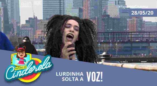 PAPEIRO DA CINDERELA - Exibido quinta-feira 28/05/20