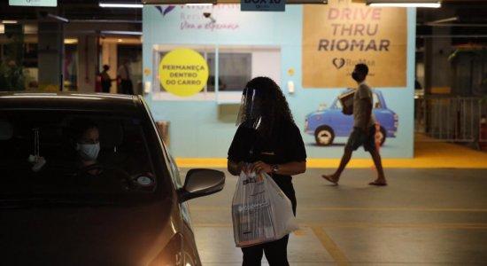 Com retorno dos shoppings, RioMar Recife inicia Drive-Thru nesta segunda-feira (08)