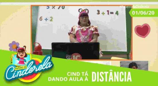 PAPEIRO DA CINDERELA - Exibido segunda-feira 01/06/20