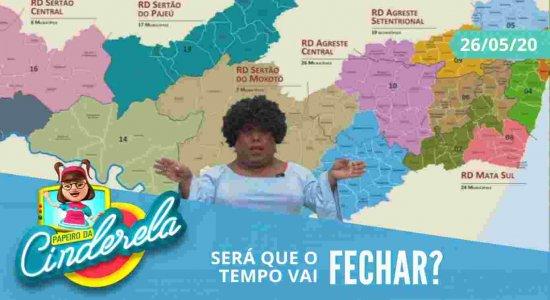 PAPEIRO DA CINDERELA - Exibido terça-feira 26/05/20