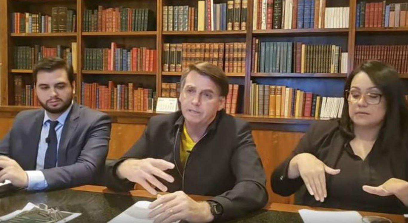 Em live na semana passada, Bolsonaro já havia confirmado parcelas extra do auxílio