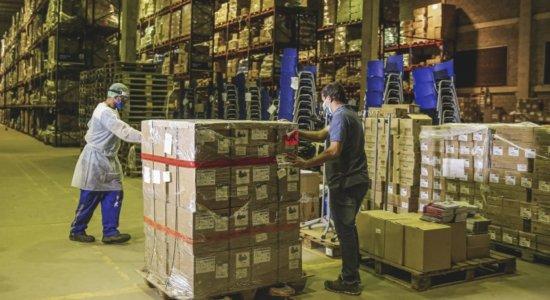 Empresa chinesa é processada pelo Governo de PE por não entregar respiradores