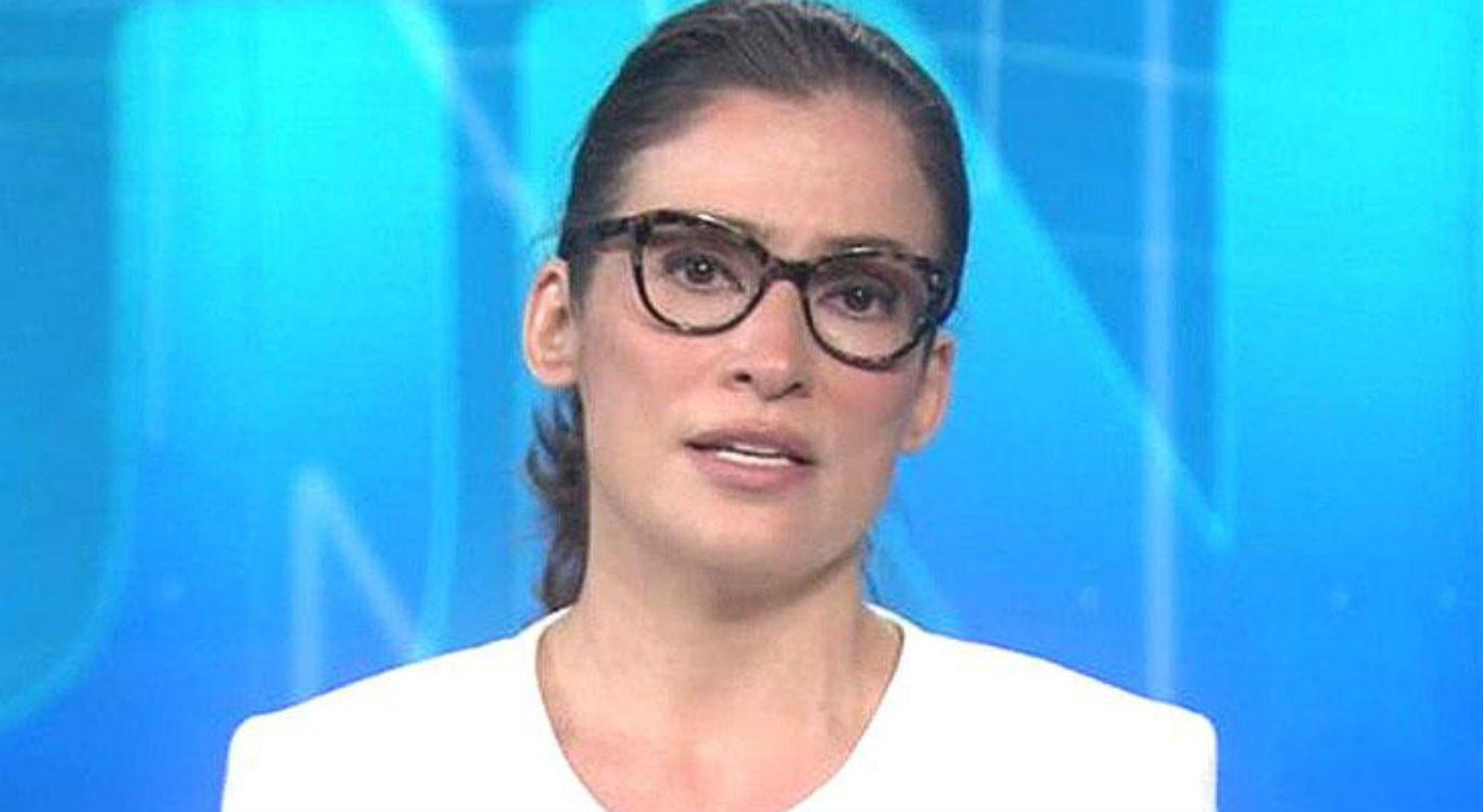 Suspeito pediu para falar com apresentadora do JN, Renata Vasconcellos