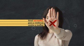 A ação é voltada para as mulheres que têm dificuldade para prestar queixa de abusos, seja por vergonha ou por medo
