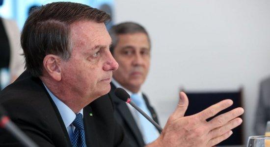 Bolsonaro diz que precisa do Congresso para resolver problemas do país
