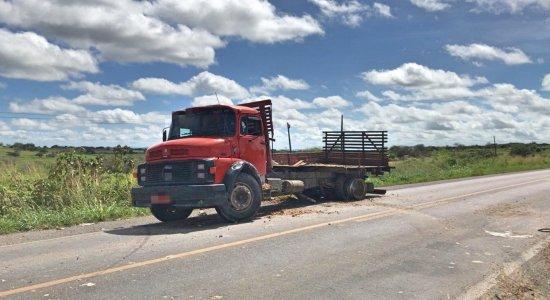 Mulher morre após acidente no Agreste de Pernambuco