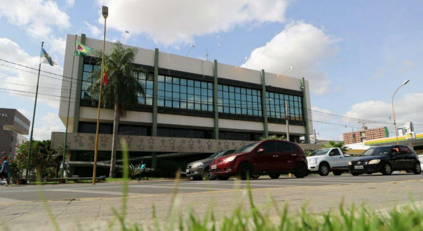 Fachada da Prefeitura de Petrolina, no Sertão