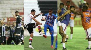 Clubes possuem realidades bem distintas para a volta do futebol.