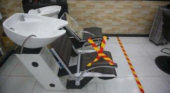 Número de clientes deve ser controlado nos salões e barbearias