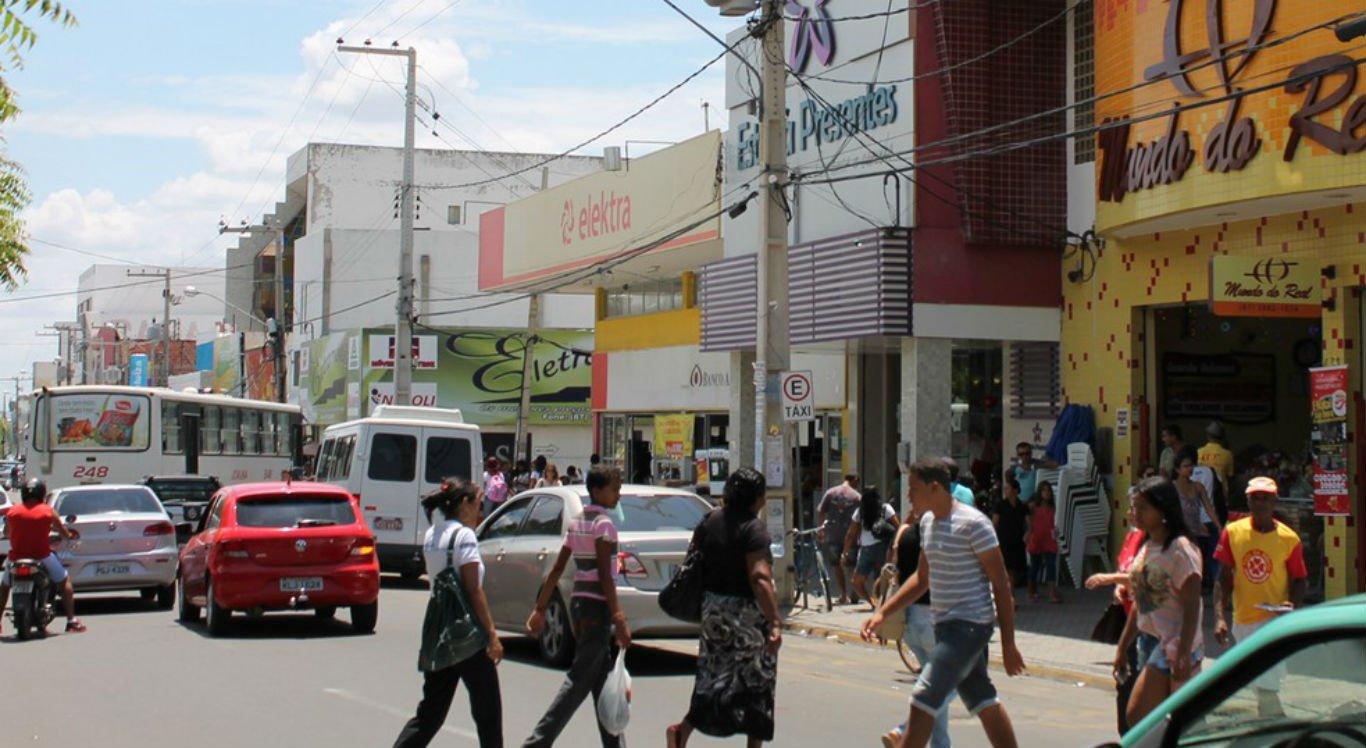 Em Petrolina, no Sertão, comércio já estava autorizado desde a semana passada