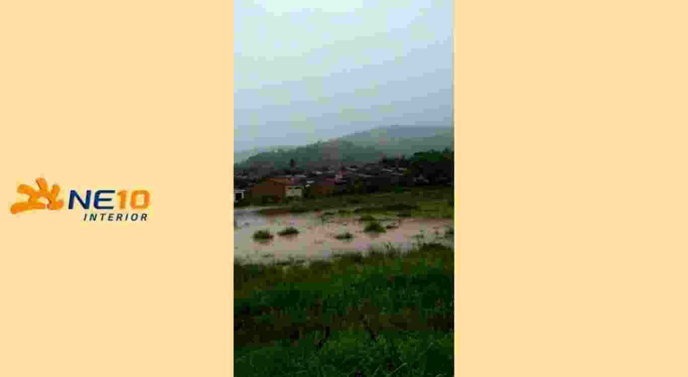 Chuva é registrada em Bonito