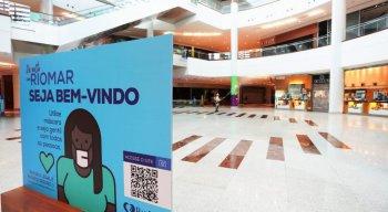 De acordo com Presidente da Associação Pernambucana de Shoppings Centers, os estabelecimentos já estão preparados para a reabertura