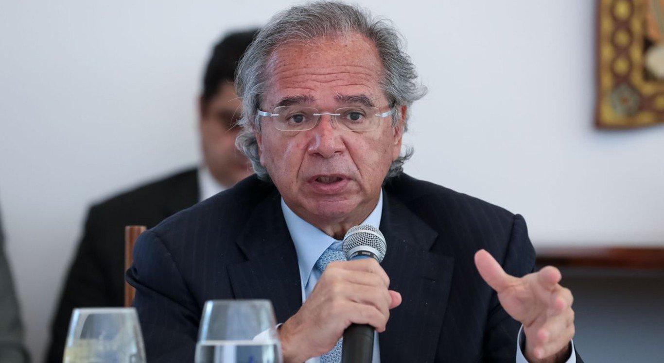 Paulo Guedes afirmou que  será preciso enfrentar a segunda onda da crise do coronavírus, que é a econômica
