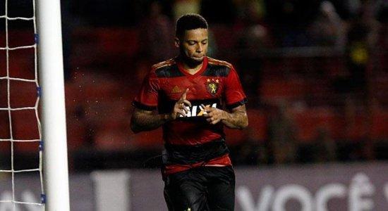 """""""Se baixar, eu trago"""", diz presidente do Sport sobre um possível retorno do atacante André"""