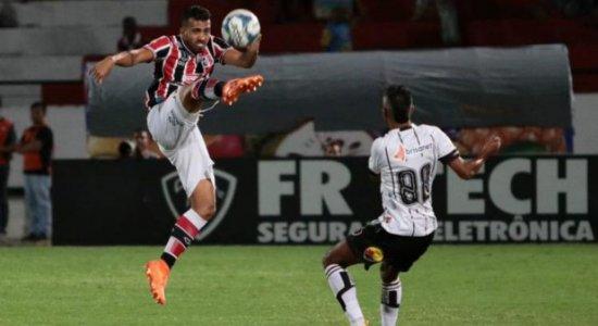 Lateral acredita que Santa Cruz vai voltar melhor que antes da paralisação do futebol