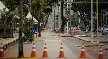 Anúncio foi feito pelo prefeito do Recife após o Governo de Pernambuco designar que a reabertura das prais e parques o Estado ficariam a cargo dos municípios