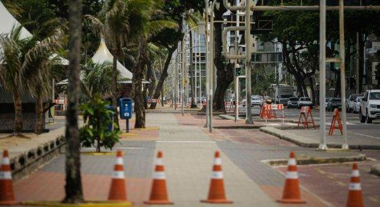Caminhadas, corridas e o ciclismo já têm data de liberação em praias e parques do Recife